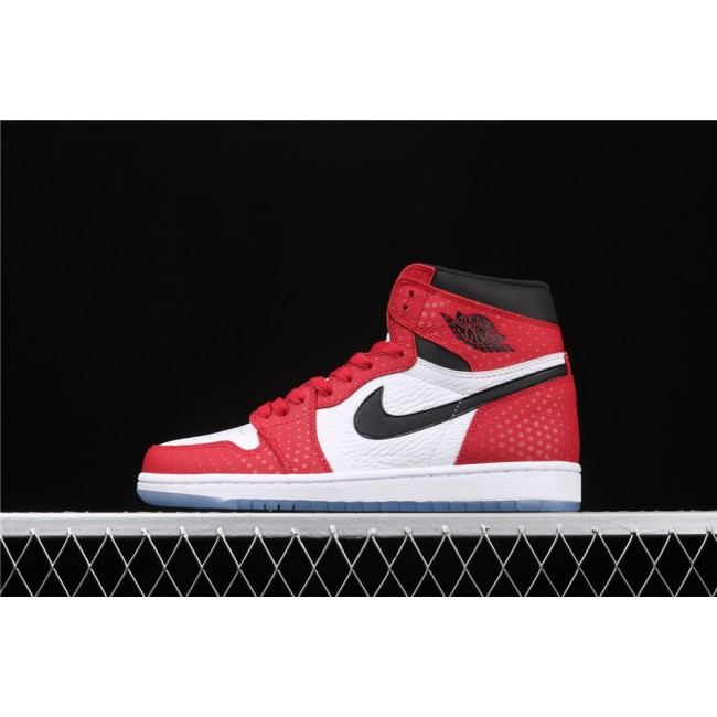 Men & Women Air Jordan 1 Retro High Chicago Crystal