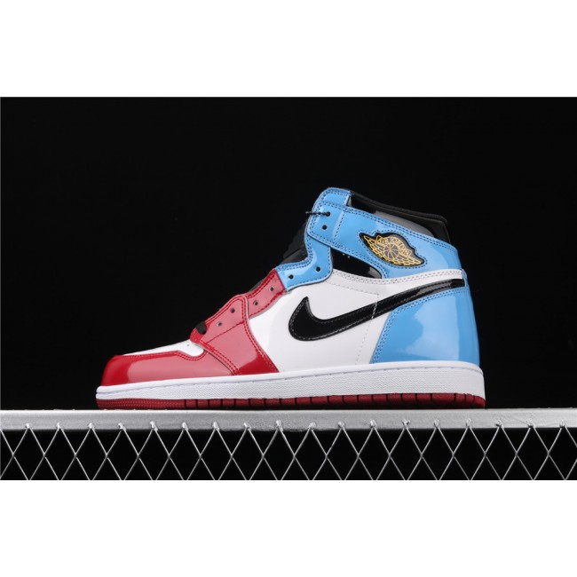 Men Air Jordan 1 High Fearless