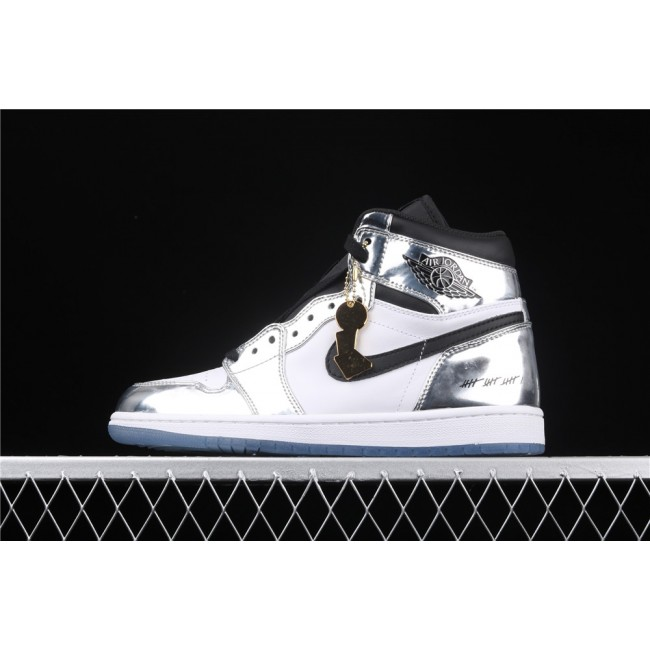 Men Air Jordan 1 High Pass The Torch