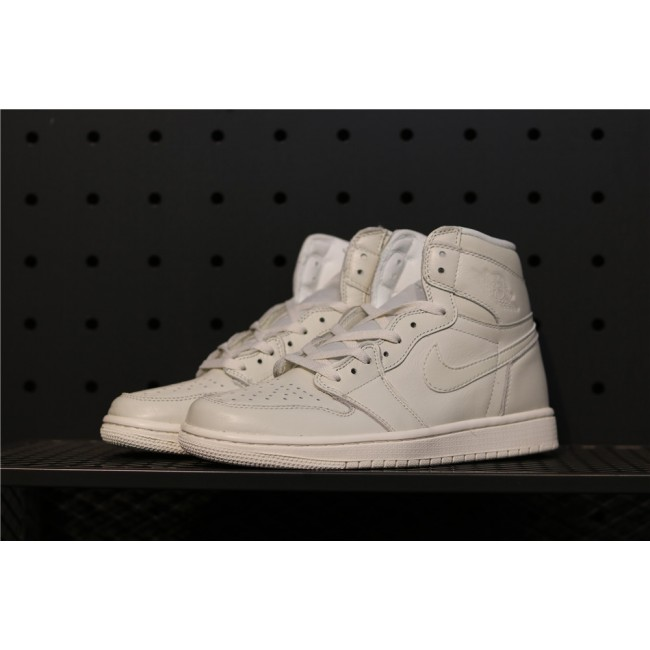 Men Air Jordan 1 Retro High OG Full Light Gray