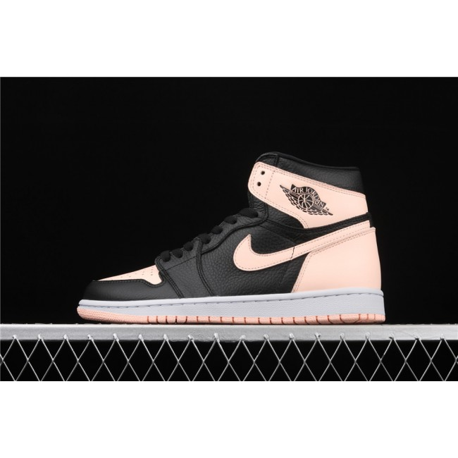 Men & Women X Air Jordan 1 High Crimson Tint