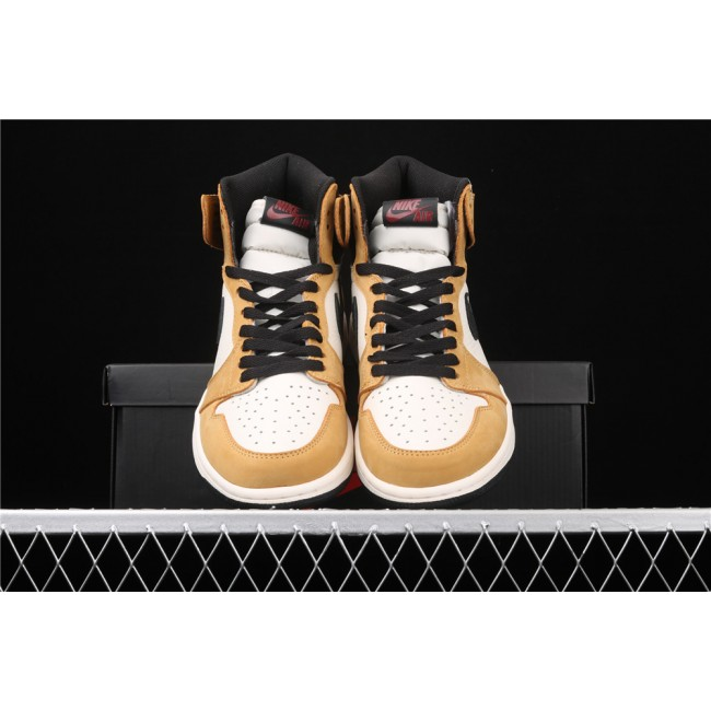 Men & Women X Air Jordan 1 High Rookie of the Year