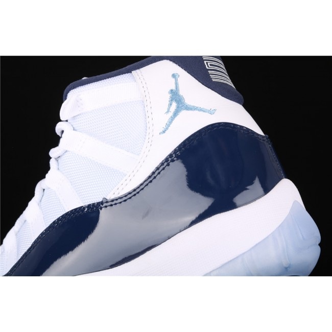 Men Air Jordan Win Like 82 In White Blue