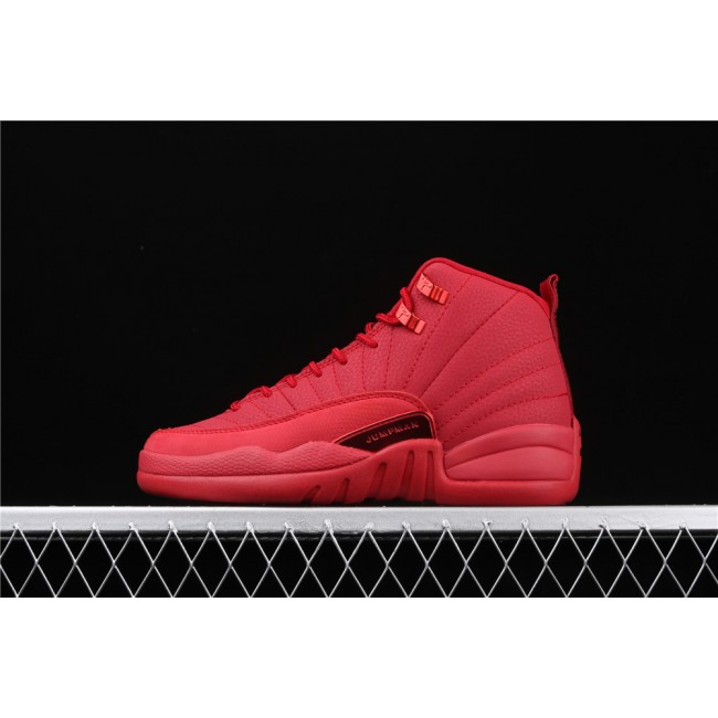 Women Air Jordan 12 GymRed Chicago Bull