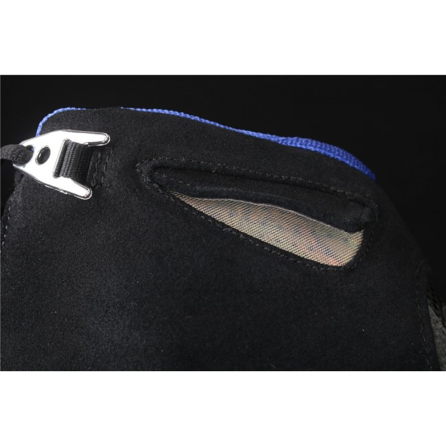 Men Air Jordan 18 OG ASG In Black Blue