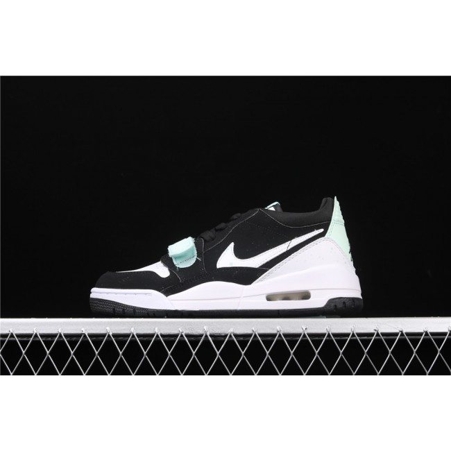 Women Air Jordan Legacy 312 Low In Black White