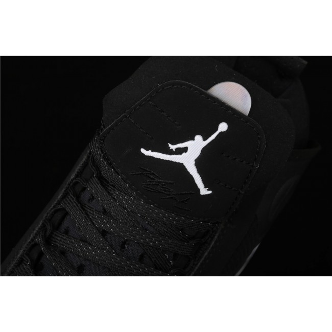Men Air Jordan 34 Eclipse In Black White