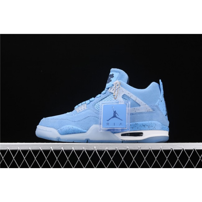 Men Air Jordan 4 Retro CN In SkyBlue