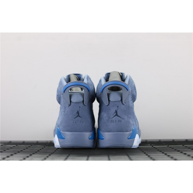 Men Air Jordan 6 Jimmy Butler In Blue
